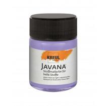KREUL Javana Stoffmalfarbe für helle Stoffe Lavendel 50 ml
