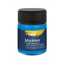 KREUL Javana Stoffmalfarbe für helle und dunkle Stoffe blau