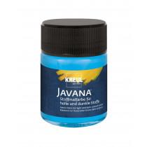 KREUL Javana Stoffmalfarbe für helle und dunkle Stoffe Hellblau