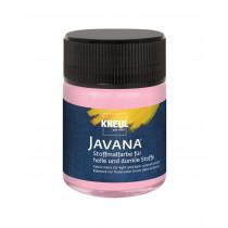 KREUL Javana Stoffmalfarbe für helle und dunkle Stoffe Rosé