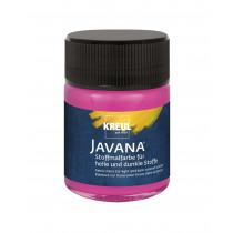 KREUL Javana Stoffmalfarbe für helle und dunkle Stoffe Magenta