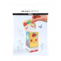 Mini-Kreativset Stapelblock-Prinzessin