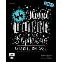 Handlettering 44 Alphabete für alle Anlässe Band 2