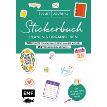 Bullet Journal- Stickerbuch- Planen & Organisieren