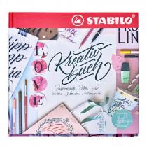 Stabilo Kreativbuch