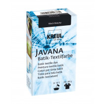 KREUL Javana Batik-Textilfarbe Black Beauty 70 g