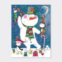 Adventskalender Snowman