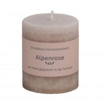 Duftkerze Alpenrose gross