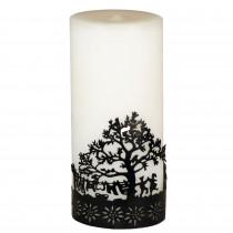 Kerze Baum