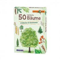 50 heimische Bäume