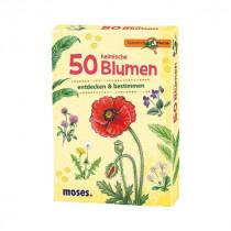 50 einheimische Blumen