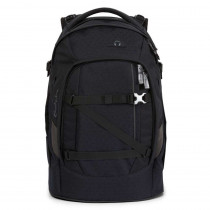 satch Schulrucksack Limited Edition Carbon Black