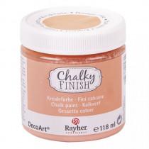 Chalky Finish aprikot 118 ml