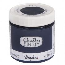 Chalky Finish nachtblau 118 ml