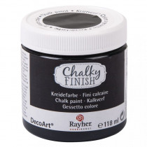 Chalky Finish ebenholz 118 ml