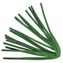 Chenilledraht grün
