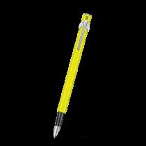 Caran d'Ache Füllhalter 849 Fluo gelb M
