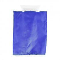 Eiskratzer mit Handschuh Blau