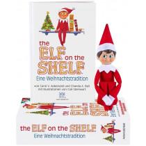 The Elf on the Shelf Boy Deutsche Version