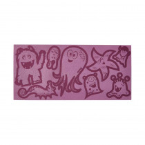 ergobag Reflexie-Sticker lila