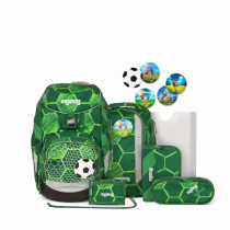 ergobag pack Schulrucksack Set 7tlg. ElfmetBär Special Limited Edition Set