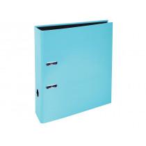 Ordner A4 8cm Aquarell Pastell Blau
