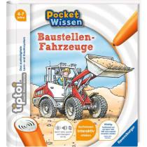 Pocket Wissen: Baustellen-Fahrzeuge