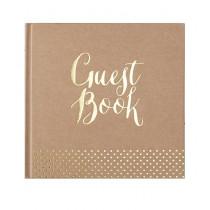 Gästebuch Kraft Gold 2