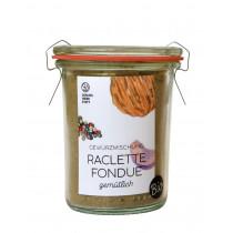Raclette-/Fonduegewürz im Weck-Glas