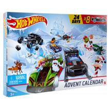 Adventskalender Hot Wheels