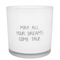 """Kerze """"Dreams"""""""