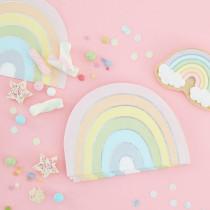 """Serviette """"Rainbow"""""""