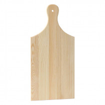 Holzbrett rechteckig