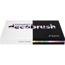 KARIN Pigment Deco Brush Pastell Colors Set