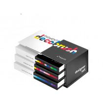 KARIN Pigment Deco Brush Professional Colors Set