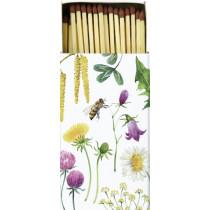 Streichholzschachtel Bee Grateful