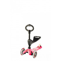 Mini Micro 3in1 Deluxe Pink mit Sitz