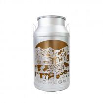Milchkannen Laterne La Tradition Grand