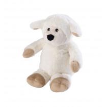 Warmies Minis Wärme-Stofftier Schaf beige