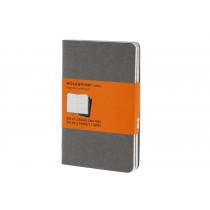 Moleskine Cahier Pocket A6 Softcover 3er Set