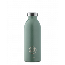 Trinkflasche Moosgrün 0.5l