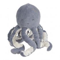 Kuschel-Oktopus Blue