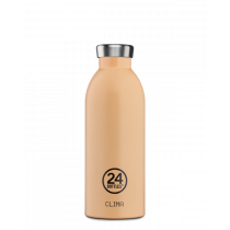 Trinkflasche Pfirsichorange 0.5l