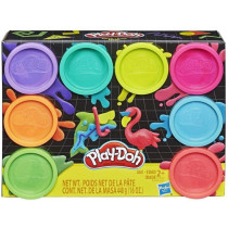 Play-Doh Knete 8er Pack Neon