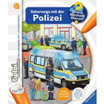 Unterwegs mit der Polizei