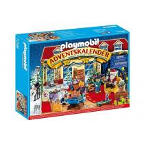 Adventskalender Weihnachten im Spielwarengeschäft
