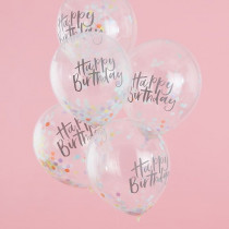 "Ballone ""Happy Birthday"""