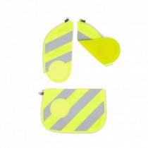 Reflektor gelb pack & cubo