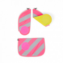 Reflektor pink pack & cubo