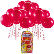 Party Ballons 24-er rot